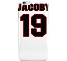NFL Player Jacoby Ford nineteen 19 iPhone Case/Skin