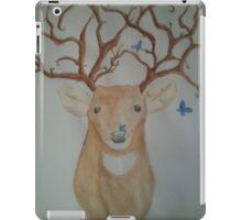 Deer Trees iPad Case/Skin