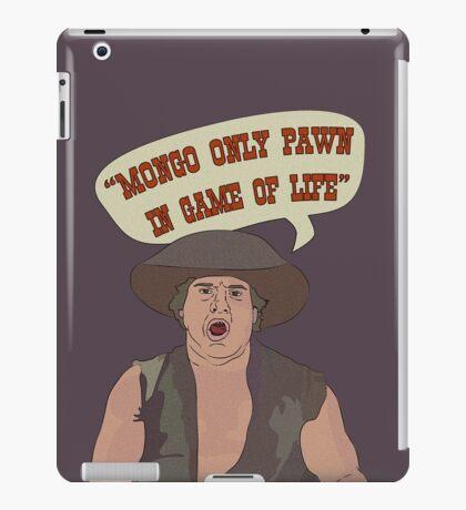 MONGO ONLY PAWN iPad Case/Skin