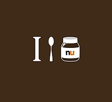 I Soop Nutella by Zack Kalimero