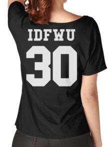 IDFWU Jersey Women's Relaxed Fit T-Shirt