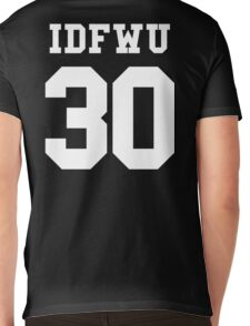 IDFWU Jersey Mens V-Neck T-Shirt