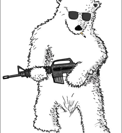 Right to Arm Bears Sticker
