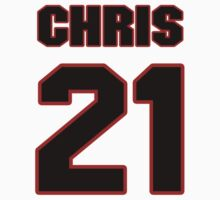 NFL Player Chris Johnson twentyone 21 by imsport