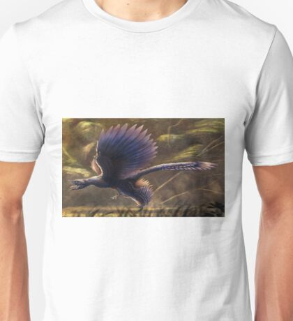 Microraptor Gui Restored Unisex T-Shirt