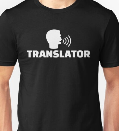 Translator Unisex T-Shirt