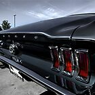 1968 Ford Mustang - Bullit by mal-photography
