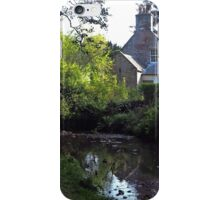 The Lawmill house at St Andrews iPhone Case/Skin
