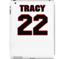 NFL Player Tracy Porter twentytwo 22 iPad Case/Skin