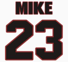 NFL Player Mike Goodson twentythree 23 by imsport