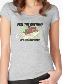 Cool Runnings!!! Women's Fitted Scoop T-Shirt