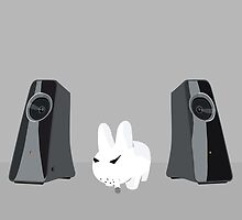 MC Rabbit by Zack Kalimero