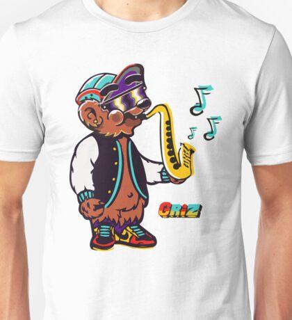 GRIZ - Sax Bear Unisex T-Shirt