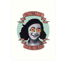 Communist Daughter Art Print