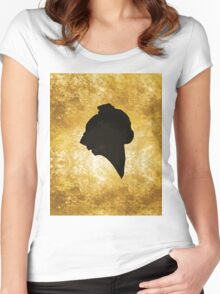 pug 24a Women's Fitted Scoop T-Shirt