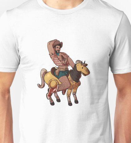 Paladin Pinup - Giddyup Unisex T-Shirt