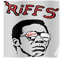THE RIFFS Poster