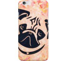 pug 26a iPhone Case/Skin