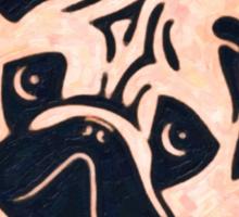 pug 26a Sticker