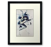 Just Believe Your Own Truth Framed Print