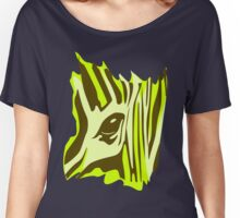 Wildlife Zebra Women's Relaxed Fit T-Shirt