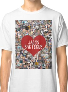 I love Jacob Sartorius Classic T-Shirt