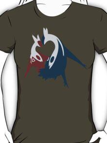 【1800+ views】Pokemon Latios & Latias T-Shirt