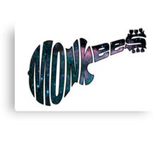 Starry Monkee Canvas Print