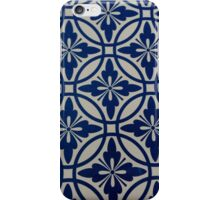 Belladonna Blue iPhone Case/Skin