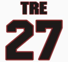 NFL Player Tre Mason twentyseven 27 by imsport