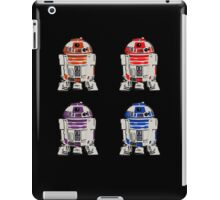 TEENAGE MUTANT NINJA ROBOTS iPad Case/Skin