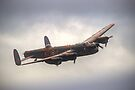 """Lancaster PA474  """"City of Lincoln"""" - HDR - Shoreham 2014 by Colin  Williams Photography"""