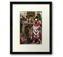 ¸¸.♥➷♥•*¨HAVE YOURSELF A BEARY LITTLE CHRISTMAS ¸¸.♥➷♥•*¨ Framed Print