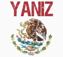 Yaniz Surname Mexican Kids Clothes