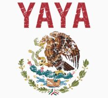 Yaya Surname Mexican Kids Clothes