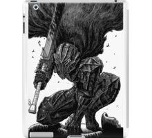 Guts In Berserker armor  iPad Case/Skin