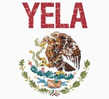 Yela Surname Mexican Kids Clothes