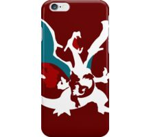 【23100+ views】Pokemon Charmander>Charmeleon>Charizard iPhone Case/Skin