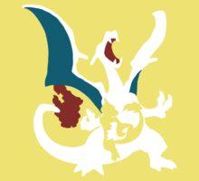【23100+ views】Pokemon Charmander>Charmeleon>Charizard Kids Clothes