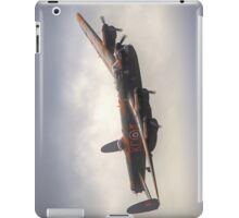 "Lancaster PA474  ""City of Lincoln"" - HDR - Shoreham 2014 iPad Case/Skin"