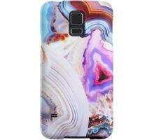 Agate Rocks, Slices of Earth Samsung Galaxy Case/Skin