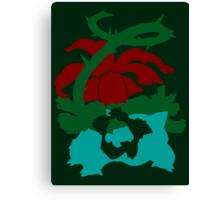 【8200+ views】Pokemon Bulbasaur>Ivysaur>Venusaur Canvas Print