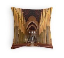 St.Patricks Cathedral  Throw Pillow