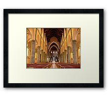 St.Patricks Cathedral  Framed Print