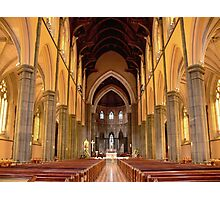 St.Patricks Cathedral  Photographic Print