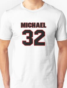 NFL Player Michael Ford thirtytwo 32 T-Shirt