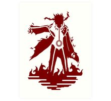 【21800+ views】NARUTO: Uzumaki Naruto Art Print