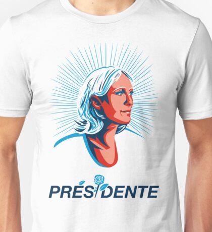 MARINE LE PEN AVENIR Unisex T-Shirt