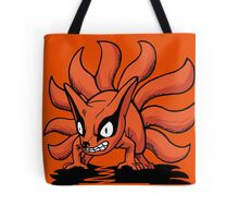 【4400+ views】NARUTO: Nine-tails Kurama (九尾·九喇嘛) Tote Bag