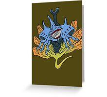【2700+ views】NARUTO: Seven-tails Chomei (七尾·重明) Greeting Card